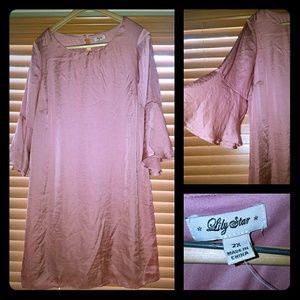 Lily Star Sheath Dress